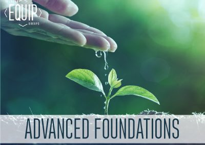 Advanced Foundations