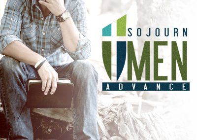 SojournMen Advance Men's Ministry