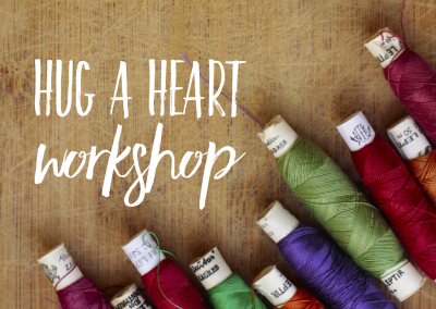 Hug A Heart Workshop
