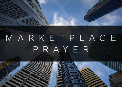 Marketplace Prayer