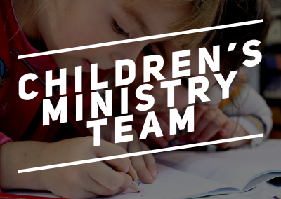 Children's Ministry Team